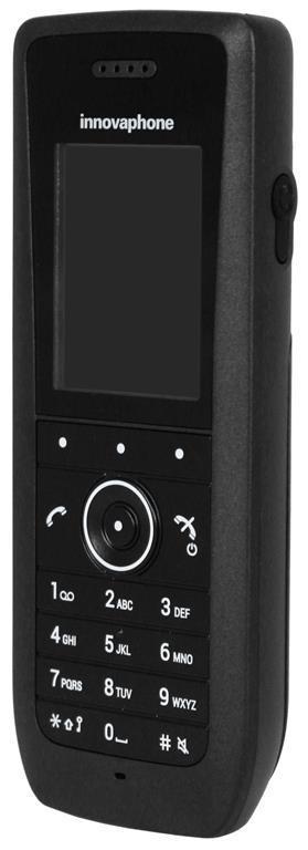 Innovaphone IP65 DECT telephone handset Nero