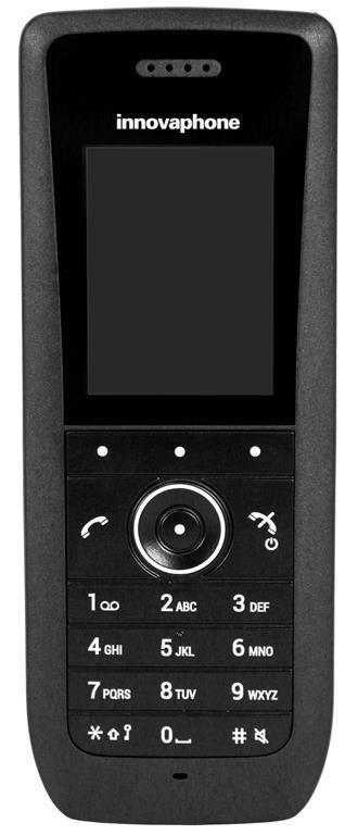 Innovaphone IP65 DECT telephone handset Nero - 2