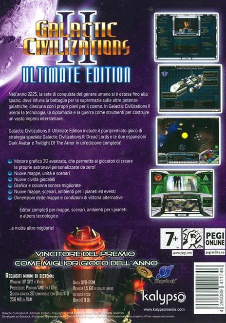 Galactic Civilization II Ultimate Edition - 3