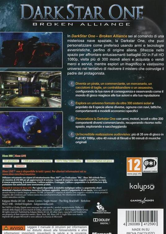 DarkStar One: Broken Alliance - 3