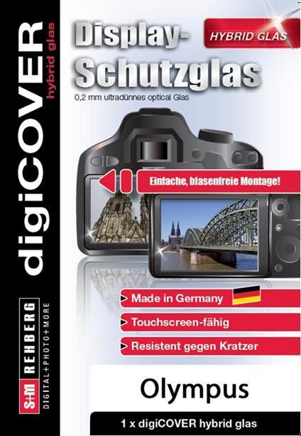 DigiCover G3187 OM-D E-M5 1pezzo(i) protezione per schermo