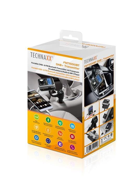 Technaxx FMT1000BT - 2