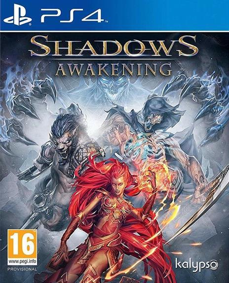 Shadows: Awakening - PS4 - 6