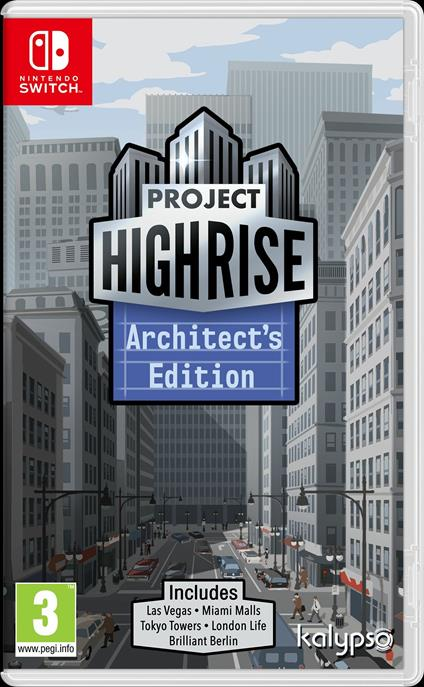 Project Highrise Architect'S Edition - Switch