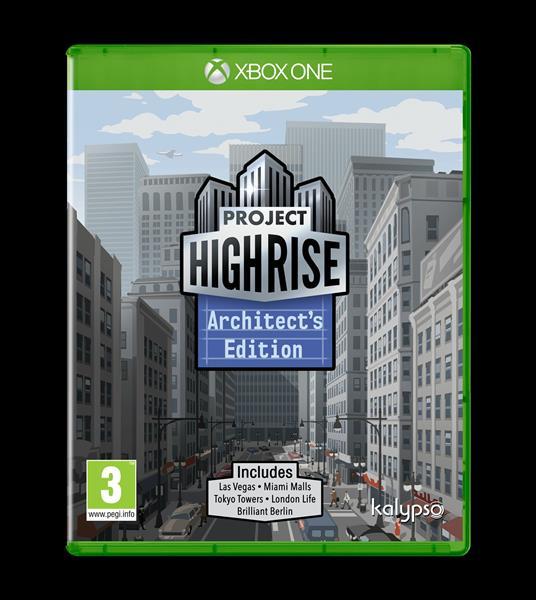 Project Highrise Architect'S Edition - XONE
