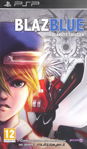 Blazblue: Calamity Trigger Portable