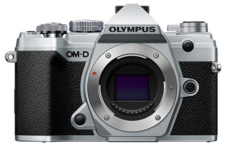 "Olympus OM-D E‑M5 Mark III Corpo MILC 20,4 MP Live MOS 5184 x 3888 Pixel 4/3"" Nero"