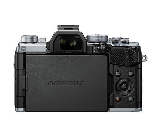 "Olympus OM-D E‑M5 Mark III Corpo MILC 20,4 MP Live MOS 5184 x 3888 Pixel 4/3"" Nero - 4"