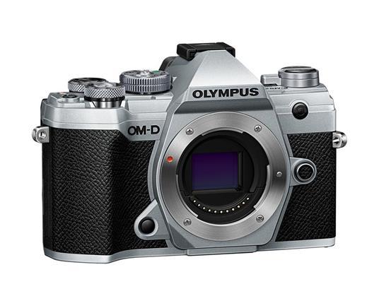 "Olympus OM-D E‑M5 Mark III Corpo MILC 20,4 MP Live MOS 5184 x 3888 Pixel 4/3"" Nero - 6"