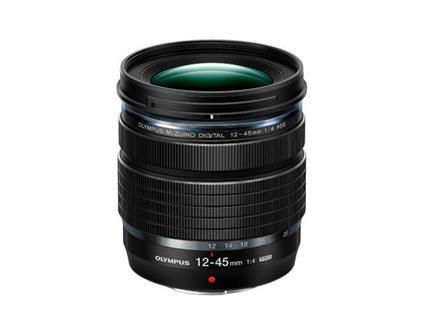 Olympus M.Zuiko Digital ED 12‑45mm F4 PRO MILC Obiettivi con zoom standard Nero