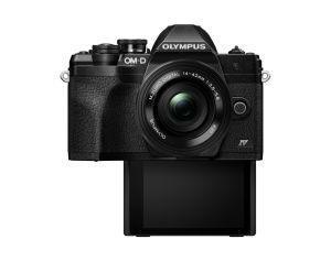 """Olympus OM-D E‑M10 Mark IV + ED 14-42mm F3.5-5.6 EZ MILC 20,3 MP Live MOS 5184 x 3888 Pixel 4/3"""" Nero - 2"""
