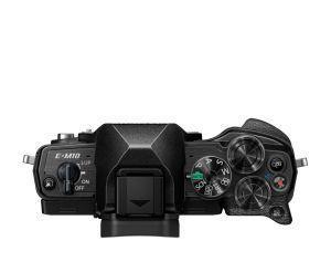 """Olympus OM-D E‑M10 Mark IV + ED 14-42mm F3.5-5.6 EZ MILC 20,3 MP Live MOS 5184 x 3888 Pixel 4/3"""" Nero - 3"""