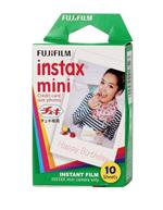 Fujifilm Instax Mini pellicola per istantanee 54 x 86 mm 10 pezzo(i)