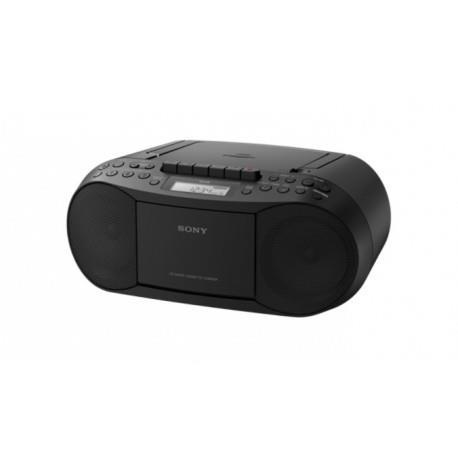 Sony CFD-S70 Lettore CD personale Nero