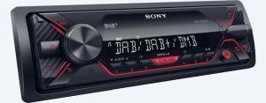Sony DSX-A310DAB Nero, Rosso 220 W - 2
