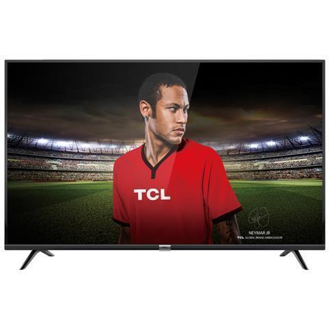 "Sony KDL-43WF665 109,2 cm (43"") Full HD Smart TV Wi-Fi Nero, Argento"