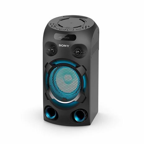 Sony MHC-V02 Mini impianto audio domestico Nero