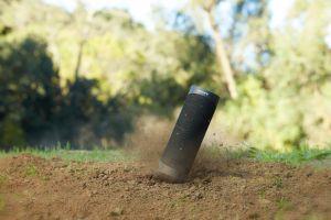 Sony SRS XB23 - Speaker bluetooth waterproof, cassa portatile con autonomia fino a 12 ore (Taupe) - 6