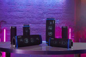 Sony SRS XB23 - Speaker bluetooth waterproof, cassa portatile con autonomia fino a 12 ore (Taupe) - 9