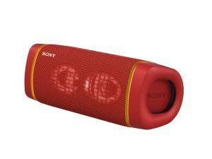 Sony SRS XB33 - Speaker bluetooth waterproof, cassa portatile con autonomia fino a 24 ore e effetti luminosi (Rosso) - 2