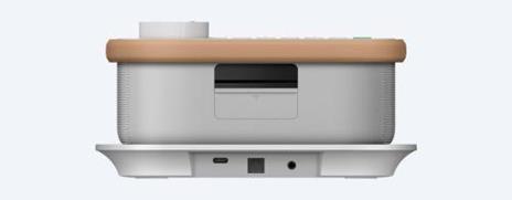 Sony SRS-LSR200 altoparlante portatile Bianco - 3