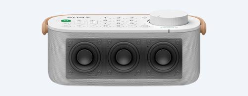 Sony SRS-LSR200 altoparlante portatile Bianco - 6