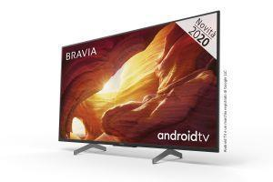 Sony KD-49XH85 | Android TV 49 pollici, Smart TV LED 4K HDR Ultra HD, con Assistenti Vocali integrati (Nero, modello 2020) - 2