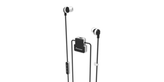 Pioneer ClipWear Active Cuffia Auricolare Nero, Bianco Bluetooth Micro-USB - 2
