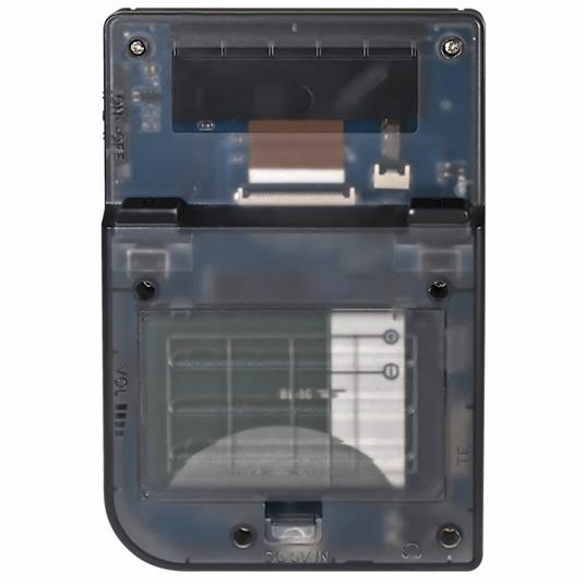 """Mars Gaming MRB console da gioco portatile Nero, Trasparente 5,08 cm (2"""") - 2"""