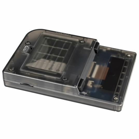 """Mars Gaming MRB console da gioco portatile Nero, Trasparente 5,08 cm (2"""") - 6"""