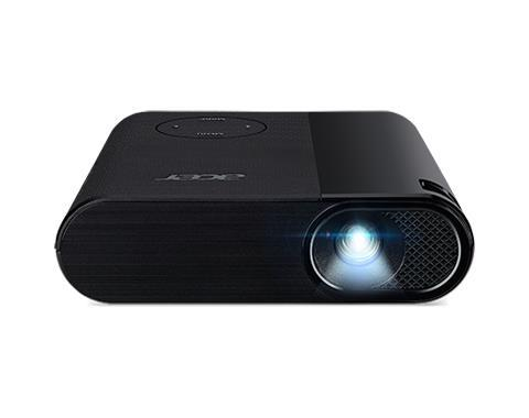 Acer C200 videoproiettore 200 ANSI lumen DLP WVGA (854x480) Proiettore portatile Nero - 2