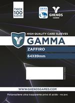 Bustine Gamma ZAFFIRO 64x89mm (pack 100) Thick