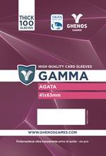 Bustine Gamma AGATA 41x63mm (pack 100) Thick
