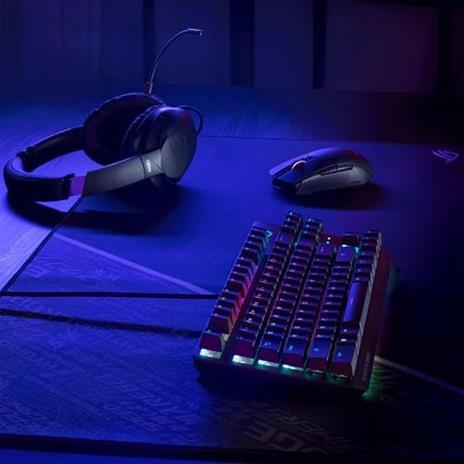 ASUS ROG Strix Go Cuffia Padiglione auricolare USB tipo-C Nero - 7
