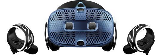 DELL VIVE Cosmos Occhiali immersivi FPV Nero, Blu