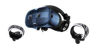 DELL VIVE Cosmos Occhiali immersivi FPV Nero, Blu - 2