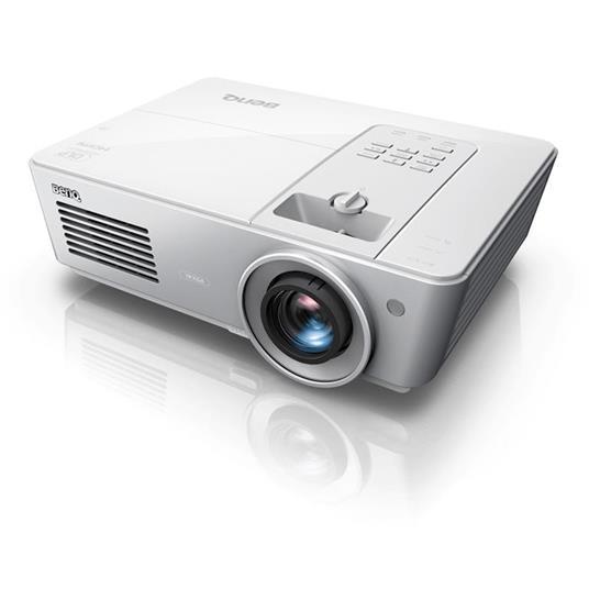 Benq SU765 videoproiettore 5500 ANSI lumen DLP WUXGA (1920x1200) Compatibilità 3D Bianco