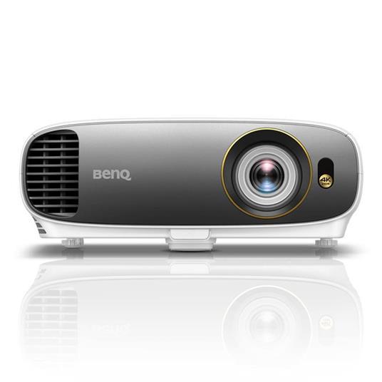 Benq W1720 videoproiettore 2000 ANSI lumen DLP 2160p (3840x2160) Proiettore desktop Nero, Bianco - 2