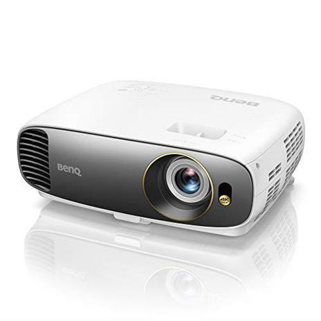 Benq W1720 videoproiettore 2000 ANSI lumen DLP 2160p (3840x2160) Proiettore desktop Nero, Bianco