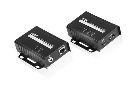 Aten VE901 AV transmitter & receiver Nero moltiplicatore AV