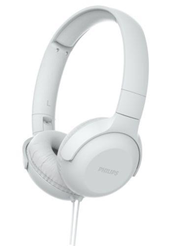 Philips TPV UH 201 WT Cuffia Padiglione auricolare Bianco
