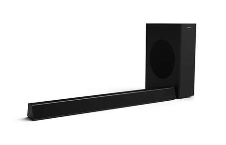 Philips HTL3320 altoparlante soundbar 3.1 canali 300 W Nero - 2