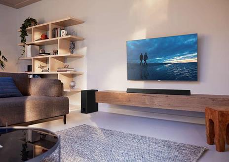 Philips HTL3320 altoparlante soundbar 3.1 canali 300 W Nero - 3