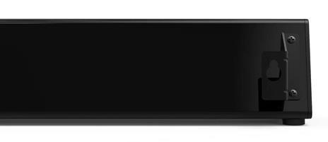 Philips HTL3320 altoparlante soundbar 3.1 canali 300 W Nero - 5