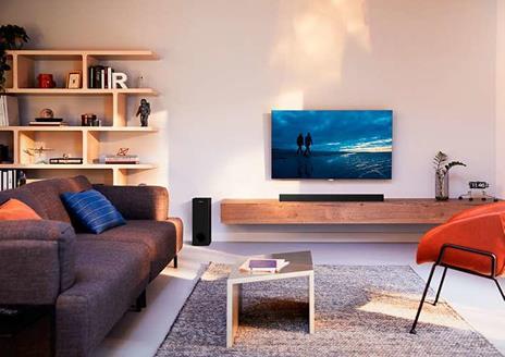 Philips HTL3320 altoparlante soundbar 3.1 canali 300 W Nero - 6