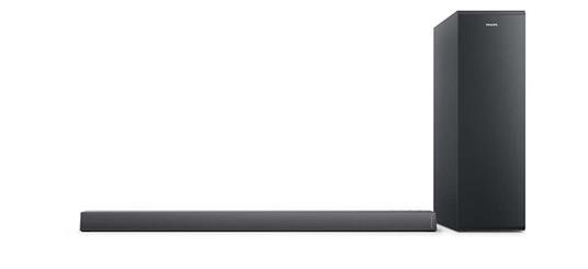 Philips TAB6305/10 altoparlante soundbar 2.1 canali 140 W Nero