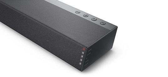Philips TAB6305/10 altoparlante soundbar 2.1 canali 140 W Nero - 3