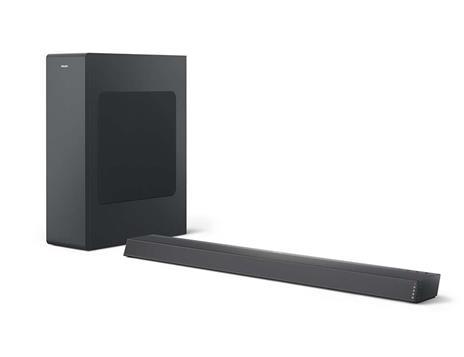 Philips TAB6305/10 altoparlante soundbar 2.1 canali 140 W Nero - 5