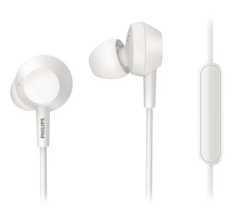 Philips 3000 series TAE4105WT/00 cuffia e auricolare Bianco - 3