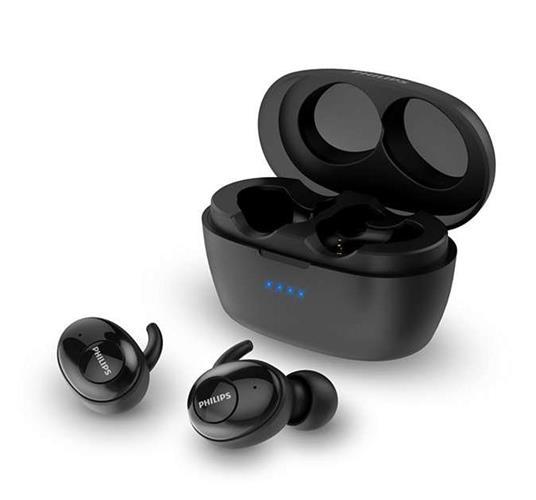 Philips 3000 series TAT3215BK/00 cuffia e auricolare Bluetooth Nero